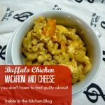buffalo mac and cheese text