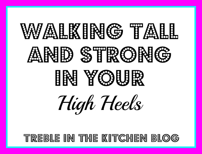 High Heel Workout Text