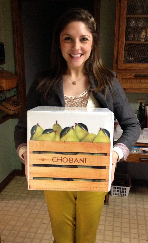 chobani package