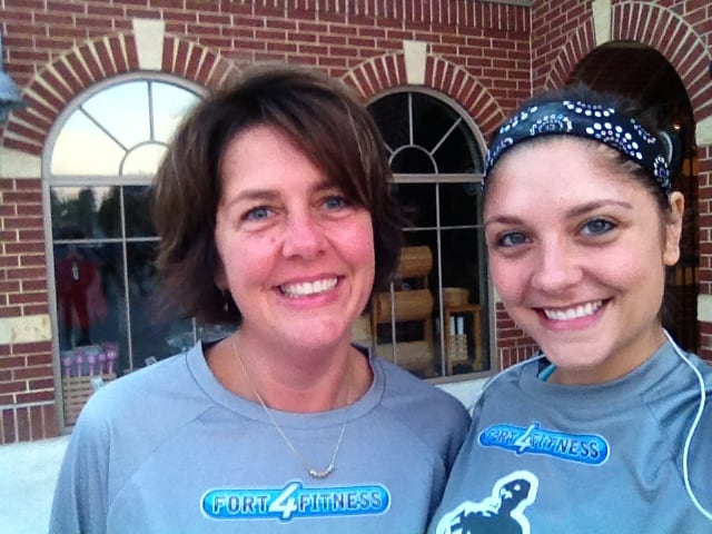 half marathon with mom 2