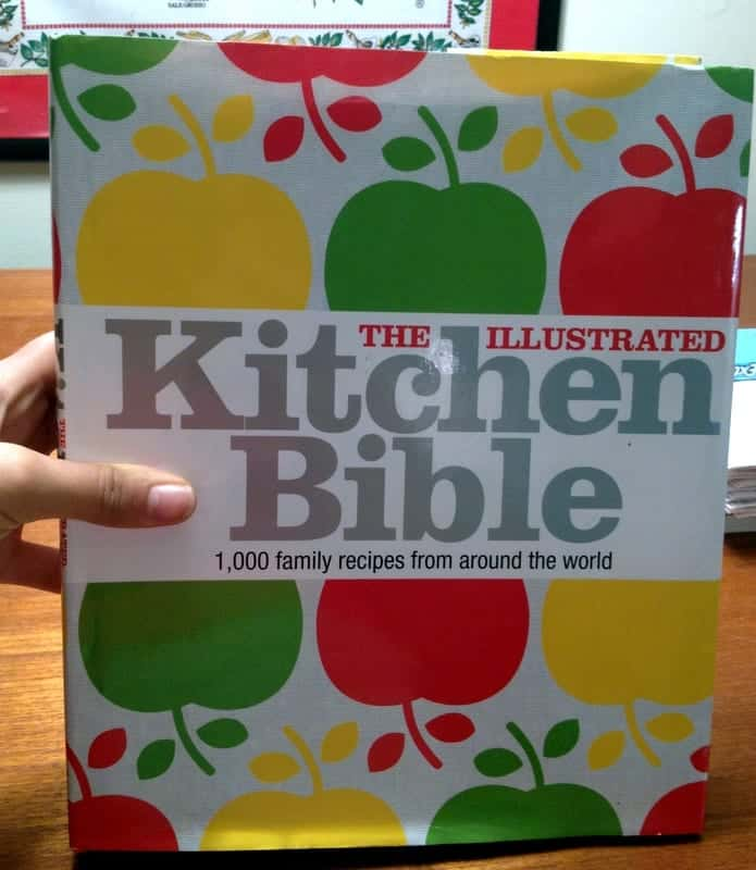 kitchen bible