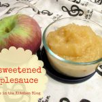 apple sauce text