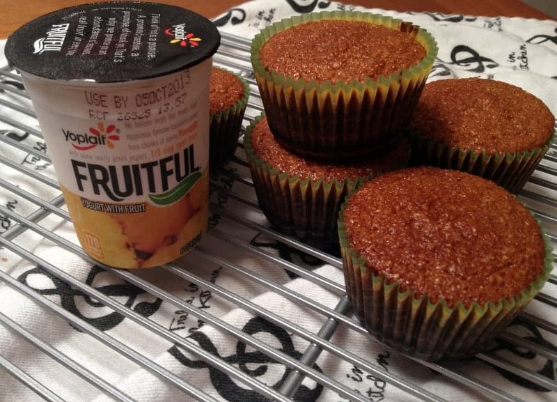 fruitful pineapple bran muffins