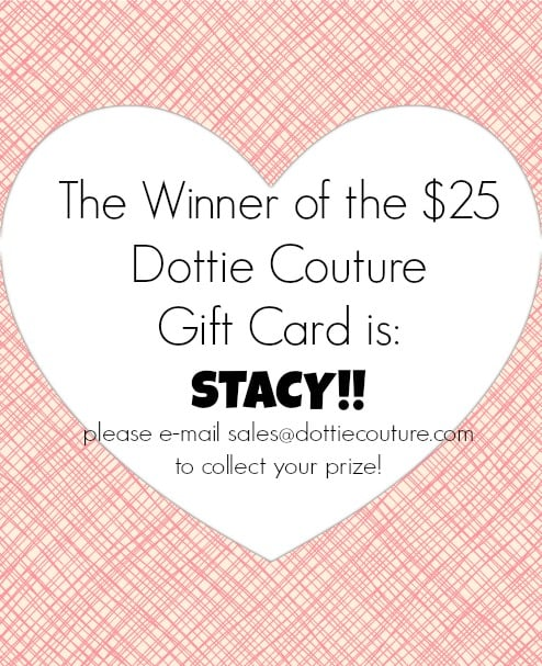 Dottie Couture Winner