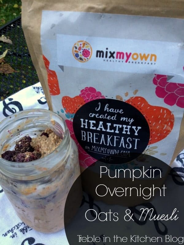 muesli pumpkin overnight oats text