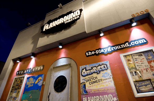 playground theater chicago