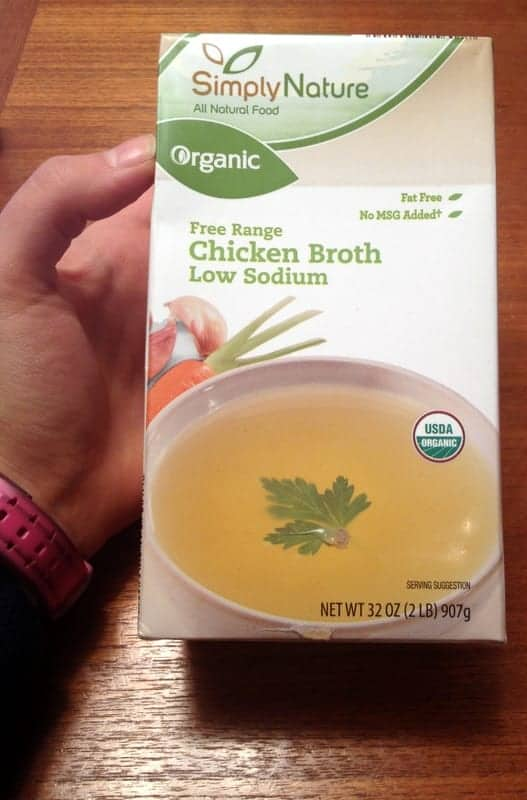 aldi chicken broth