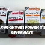 Love Grown Power O's Giveaway!