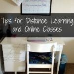 Tips for Distance Learning and Online Classes via Treble in the Kitchen