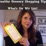 TITK Grocery Tips and List