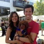 Tara Brian and Bernie - Cherry Creek Arts Festival via Treble in the Kitchen