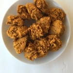 The Easiest Pumpkin Cookies from Treble in the Kitchen